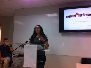 Carolina M. Ferreira (Cayman Islands Red Cross), Homophobia, Child Sexual Abuse and the HIV Epidemic in the Caribbean Region